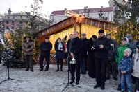 Galeria Przekazanie Betlejemskiego Swiatła Pokoju - 19 grudnia 2016 r.