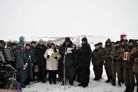 Galeria Przekazanie Betlejemskiego Światła na Ukrainę - 5 stycznia 2017