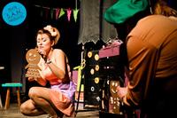 """Galeria Premierowy spektakl przemyskiego Teatru S.A.N. pt. """"Jaś, Małgosia i..."""""""