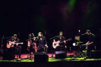 """Galeria Z cyklu """"Zamkowe Wieczory Muzyczne - Przedwiośnie"""" - koncert akustyczny zespołu PECTUS - 4 marca 2017 r."""