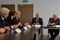 Galeria Spotkanie w sprawie wpisu na listę UNESCO - 11 kwietnia 2017 r.