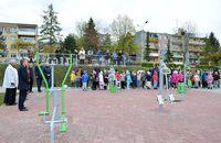 Galeria Park sportowo – rekreacyjny Kmiecie oficjalnie otwarty - 20 kwietnia 2017 r.
