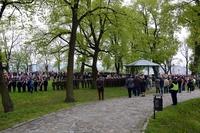 Galeria 226. rocznica uchwalenia Konstytucji 3 Maja - Wzgórze zamkowe