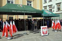 Galeria Uroczysty apel z okazji święta Bieszczadzkiego Oddziału Straży Granicznej - cz I