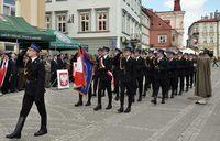 Galeria Uroczysty apel z okazji święta Bieszczadzkiego Oddziału Straży Granicznej - cz II