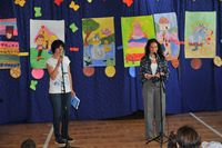 Galeria Cała Polska czyta dzieciom