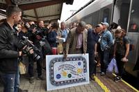 Galeria Pierwszy bezwizowy pociąg - 11 czerwca 2017 r.