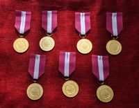 Galeria Medale za Długoletnią Służbę