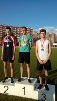 Galeria Lekkoatletyczne mistrzostwa wojeództwa - 19 czerwca 2017 r.