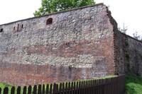 Fragment dawnych murów miejskich .jpeg