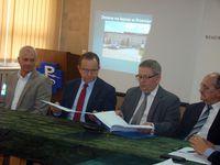 Galeria Podpisanie umowy na realizację projektu w szpitalu - 28 lipca 2017 r