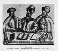 Sąd ziemski (S. Sarnicki, Statuta i metryka przywilejów koronnych, Kraków 1594)..jpeg
