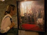 Galeria Malarstwo Mariana Jerzego Fidy na Zamku Kazimierzowskim