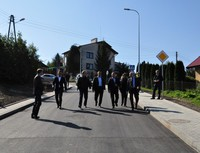 Galeria Zakończono przebudowę ul. Tatarskiej