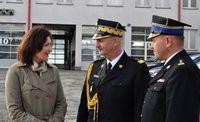 Galeria Minister MSWiA Mariusz Błaszczak z wizytą w Przemyślu
