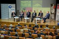 Galeria Międzynarodowa debata w Muzeum Narodowym Ziemi Przemyskiej