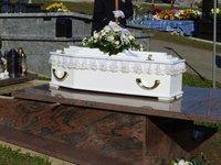 Galeria Wyjątkowy pogrzeb dzieci utraconych