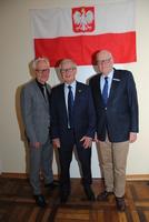 Galeria Święto Niepodległości Polski w mieście partnerskim Paderborn