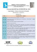 Galeria Program konferencji