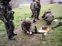 Galeria Ćwiczenia przemyskiej kompanii obrony terytorialnej