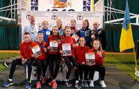 "Galeria Lekkoatletki UKS ""Tempo 5"" podbiły Iwano-Frankowsk na Ukrainie"