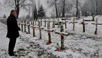Galeria Cmentarz w Mościskach