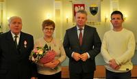 Galeria Małżeństwa na medal - Złote Gody czterech par z Przemyśla