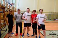 Galeria III Otwarte Mistrzostwa Powiatu Przemyskiego w Badmintonie