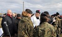 Galeria Przemyscy harcerze po raz kolejny przekazali Światełko Betlejemskie na Ukrainę.