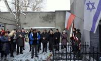 Galeria Międzynarodowy Dzień Pamięci o Ofiarach Holokaustu