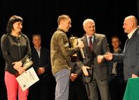 Galeria Kamil Motyka i Michał Igielski najpopularniejszymi sportowcami roku 2017! Gratulujemy!