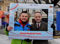 """Galeria Za nami pierwsza """"Zimowa Karpacka Piątka"""""""