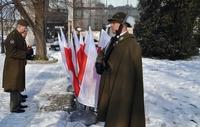 Galeria Narodowy Dzień Pamięci Żołnierzy Wyklętych - 1 marca 2018 r.