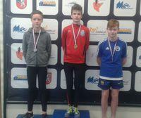 Galeria Nasi najmłodsi lekkoatleci rozbili bank z medalami! Kolejne 4 złota i 4 srebra dla UKS Aktywna 5!