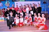 Galeria Ogromny sukces tancerzy z Przemyśla! Wytańczyli 9 medali na Mistrzostwach IDO w Lublinie