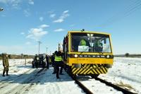 Galeria Pociąg specjalny na Ukrainie - 9 marca 2018r.
