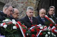 Galeria 74. rocznica zbrodni w Hucie Pieniackiej. Kamienie wołać będą!