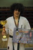 Galeria Mistrzostwa Makroregionu Południowego i Międzywojewódzkie Mistrzostwa Młodzików Kyokushin Karate