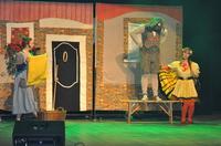 Galeria Kopciuszek w wersji EKO zachwycił dzieci i dorosłych...