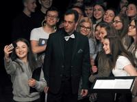 """Galeria Spektakl muzyczny z okazji 5-lecia Przemyskiego Młodzieżowego Chóru Kameralnego """"Vox Juventum"""" - 17 marca 2018 r."""
