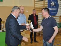 Galeria PWiK zwycięzcą 4. Turnieju Jednostek Budżetowych w halowej piłce nożnej