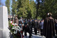 Galeria Poświęcenie Pomnika Legionistów Polskich - 9 kwietnia 2018 r.