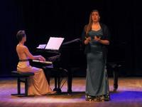 Galeria Za nami Gala Operowa w wykonaniu studentek Akademii Muzycznej w Krakowie