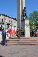Galeria Dzień Flagi Rzeczypospolitej Polskiej - 2 maja 2018 r.