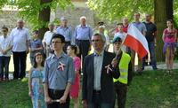 Galeria Przemyślanie uczcili 227. rocznicę uchwalenia Konstytucji 3 Maja