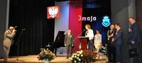 Galeria Za nami uroczysta trzeciomajowa Sesja Rady Miejskiej...