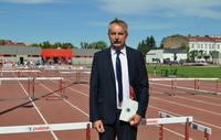 Galeria Jarosław Kłymiński patronem stadionu lekkoatletycznego Juwenia