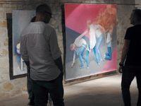 Galeria Na Zamku Kazimierzowskim otwarto wystawę malarstwa Sylwestra Stabryły