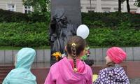Galeria Przemyśl uczcił 98. rocznicę urodzin Jana Pawła II