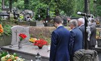 Galeria Uczczono bohaterów. Dziś mija 74 lata od zwycięstwa pod Monte Cassino